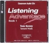 Heinle ELT part of Cengage Lea LISTENING ADVANTAGE 1 CLASS AUDIO CDs /2/ - KENNY, T., WADA,... cena od 678 Kč