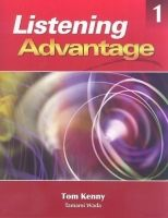 Heinle ELT part of Cengage Lea LISTENING ADVANTAGE 1 STUDENT´S BOOK with AUDIO CD - KENNY, ... cena od 485 Kč