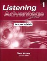 Heinle ELT part of Cengage Lea LISTENING ADVANTAGE 1 TEACHER´S GUIDE - KENNY, T., WADA, T. cena od 309 Kč