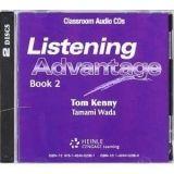 Heinle ELT part of Cengage Lea LISTENING ADVANTAGE 2 CLASS AUDIO CDs /2/ - KENNY, T., WADA,... cena od 678 Kč