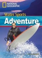 Heinle ELT part of Cengage Lea FOOTPRINT READERS LIBRARY Level 1000 - WATER SPORTS ADVENTUR... cena od 108 Kč
