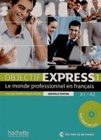 HACH-FLE OBJECTIF EXPRESS 1 Eleve+CD n.éd. - DUBOIS, A., L. + TAUZIN,... cena od 494 Kč