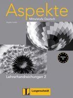 Langenscheidt ASPEKTE 2 LEHERHANDREICHUNGEN - KOITHAN, U., SCHMITZ, H., SI... cena od 262 Kč