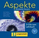 Langenscheidt ASPEKTE 2 AUDIO CDs /3/ zum LEHRBUCH - KOITHAN, U., SCHMITZ,... cena od 552 Kč