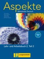 Langenscheidt ASPEKTE 2 TEIL 2 LEHRBUCH und ARBEITSBUCH mit AUDIO CDs /2/ cena od 467 Kč