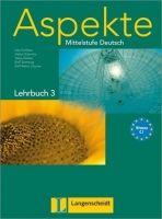 Langenscheidt ASPEKTE 3 LEHRBUCH - KOITHAN, U., SCHMITZ, H., SIEBER, T. cena od 362 Kč