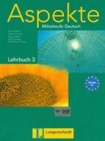 Langenscheidt ASPEKTE 3 LEHRBUCH mit DVD - KOITHAN, U., SCHMITZ, H., SIEBE... cena od 577 Kč