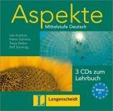 Langenscheidt ASPEKTE 3 AUDIO CDs /3/ zum LEHRBUCH - KOITHAN, U., SCHMITZ,... cena od 552 Kč