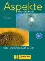 Langenscheidt ASPEKTE 3 TEIL 1 LEHRBUCH und ARBEITSBUCH mit AUDIO CDs /2/ cena od 484 Kč