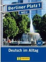 Langenscheidt BERLINER PLATZ NEU 1 LEHRBUCH und ARBEITSBUCH mit AUDIO CD -... cena od 424 Kč