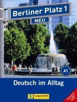 Langenscheidt BERLINER PLATZ NEU 1 LEHRBUCH und ARBEITSBUCH mit AUDIO CD +... cena od 413 Kč