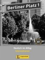 Langenscheidt BERLINER PLATZ NEU 1 INTENSIVTRAINER - SCHERLING, T., ROHRMA... cena od 254 Kč