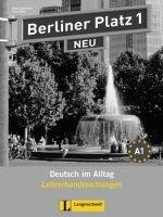 Langenscheidt BERLINER PLATZ NEU 1 LEHRHANDREICHUNGEN - SCHERLING, T., ROH... cena od 250 Kč