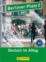 Langenscheidt BERLINER PLATZ NEU 2 LEHRBUCH und ARBEITSBUCH mit AUDIO CDs ... cena od 441 Kč