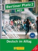 Langenscheidt BERLINER PLATZ NEU 2 LEHRBUCH und ARBEITSBUCH mit AUDIO CDs ... cena od 552 Kč
