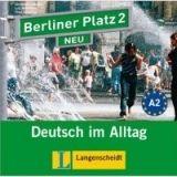 Langenscheidt BERLINER PLATZ NEU 2 AUDIO CDs /2/ zum LEHRBUCHTEIL - SCHERL... cena od 339 Kč