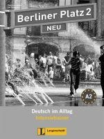 Langenscheidt BERLINER PLATZ NEU 2 INTENSIVTRAINER - KAUFMANN, S., LEMCKE,... cena od 254 Kč