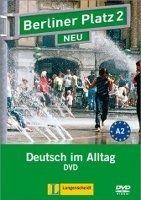 Langenscheidt BERLINER PLATZ NEU 2 DVD - SCHERLING, T., ROHRMANN, L., LEMC... cena od 475 Kč