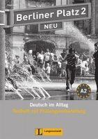Langenscheidt BERLINER PLATZ NEU 2 TESTHEFT mit AUDIO CD - LEMCKE, C., ROH... cena od 281 Kč