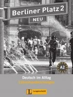 Langenscheidt BERLINER PLATZ NEU 2 LEHRERHANDREICHUNGEN - LEMCKE, C., ROHR... cena od 297 Kč