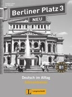 Langenscheidt BERLINER PLATZ NEU 3 INTENSIVTRAINER - KAUFMANN, S., LEMCKE,... cena od 254 Kč
