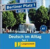 Langenscheidt BERLINER PLATZ NEU 1 NEU TEIL 1 AUDIO CD - LEMCKE, C., ROHRM... cena od 246 Kč