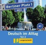 Langenscheidt BERLINER PLATZ NEU 1 TEIL 2 AUDIO CD - LEMCKE, C., ROHRMANN,... cena od 246 Kč