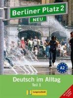 Langenscheidt BERLINER PLATZ NEU 2 TEIL 1 LEHRBUCH und ARBEITSBUCH mit CD ... cena od 305 Kč