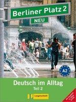 Langenscheidt BERLINER PLATZ NEU 2 TEIL 2 LEHRBUCH und ARBEITSBUCH mit CD ... cena od 305 Kč