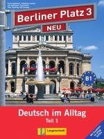Langenscheidt BERLINER PLATZ NEU 3 TEIL 1 LEHRBUCH und ARBEITSBUCH mit CD ... cena od 262 Kč