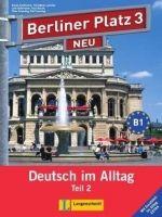 Langenscheidt BERLINER PLATZ NEU 3 TEIL 2 LEHRBUCH und ARBEITSBUCH mit CD ... cena od 305 Kč