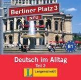 Langenscheidt BERLINER PLATZ NEU 3 TEIL 2 AUDIO CD zum LEHRBUCH - KAUFMANN... cena od 246 Kč
