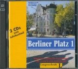Langenscheidt BERLINER PLATZ 1 AUDIO CDs /2/ zum LEHRBUCH - LEMCKE, Ch., R... cena od 230 Kč