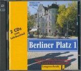 Langenscheidt BERLINER PLATZ 1 AUDIO CDs /2/ zum LEHRBUCH - LEMCKE, Ch., R... cena od 230 Kč