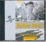 Langenscheidt BERLINER PLATZ 1 AUDIO CD zum ARBEITSBUCH - LEMCKE, Ch., ROH... cena od 230 Kč