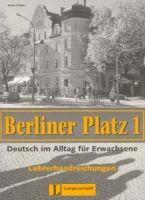 Langenscheidt BERLINER PLATZ 1 LEHRERHANDREICHUNGEN - LEMCKE, Ch., ROHRMAN... cena od 331 Kč