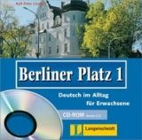 Langenscheidt BERLINER PLATZ 1 CD-ROM - LEMCKE, Ch., ROHRMANN, l., SCHERLI... cena od 390 Kč