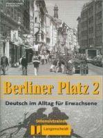 Langenscheidt BERLINER PLATZ 2 INTENSIVTRAINER - LEMCKE, Ch., ROHRMANN, L.... cena od 171 Kč