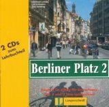 Langenscheidt BERLINER PLATZ 2 AUDIO CDs /2/ zum LEHRBUCH - LEMCKE, Ch., R... cena od 230 Kč