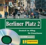 Langenscheidt BERLINER PLATZ 2 CD-ROM - LEMCKE, Ch., ROHRMANN, l., SCHERLI... cena od 390 Kč