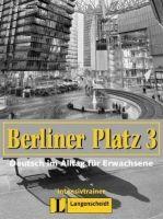 Langenscheidt BERLINER PLATZ 3 INTENSIVTRAINER - LEMCKE, Ch., ROHRMANN, l.... cena od 195 Kč