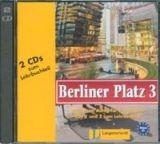 Langenscheidt BERLINER PLATZ 3 AUDIO CDs /2/ zum LEHRBUCH - LEMCKE, Ch., R... cena od 230 Kč
