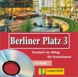 Langenscheidt BERLINER PLATZ 3 CD-ROM - LEMCKE, Ch., ROHRMANN, l., SCHERLI... cena od 336 Kč