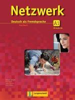 Langenscheidt NETZWERK A1 KURSBUCH mit AUDIO CDs /2/ - DENGLER, S., MAYR, ... cena od 315 Kč