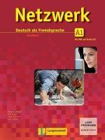 Langenscheidt NETZWERK A1 KURSBUCH mit AUDIO CDs /2/ und DVD - DENGLER, S.... cena od 424 Kč