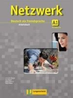 Langenscheidt NETZWERK A1 ARBEITSBUCH mit AUDIO CDs /2/ - DENGLER, S., MAY... cena od 229 Kč