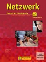 Langenscheidt NETZWERK A1 INTENSIVTRAINER - DENGLER, S., MAYR, SIEBER, T.,... cena od 229 Kč