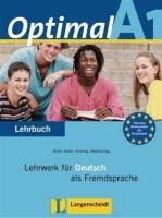 Langenscheidt OPTIMAL A1 LEHRBUCH - MUELLER, M., RUSCH, P., SCHERLING, T. cena od 339 Kč