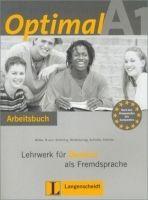 Langenscheidt OPTIMAL A1 ARBEITSBUCH mit AUDIO-CD - MUELLER, M., RUSCH, P.... cena od 305 Kč