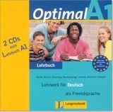 Langenscheidt OPTIMAL A1 AUDIO CDs /2/ zum LEHRBUCH - MUELLER, M., RUSCH, ... cena od 393 Kč